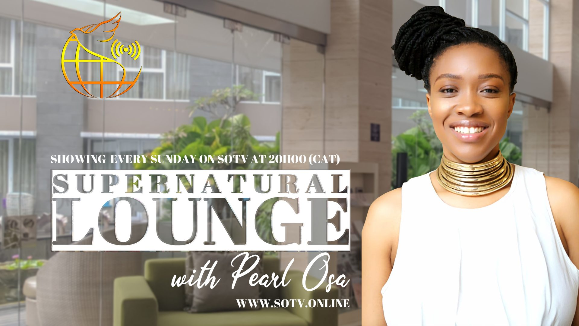Supernatural Lounge with Pearl