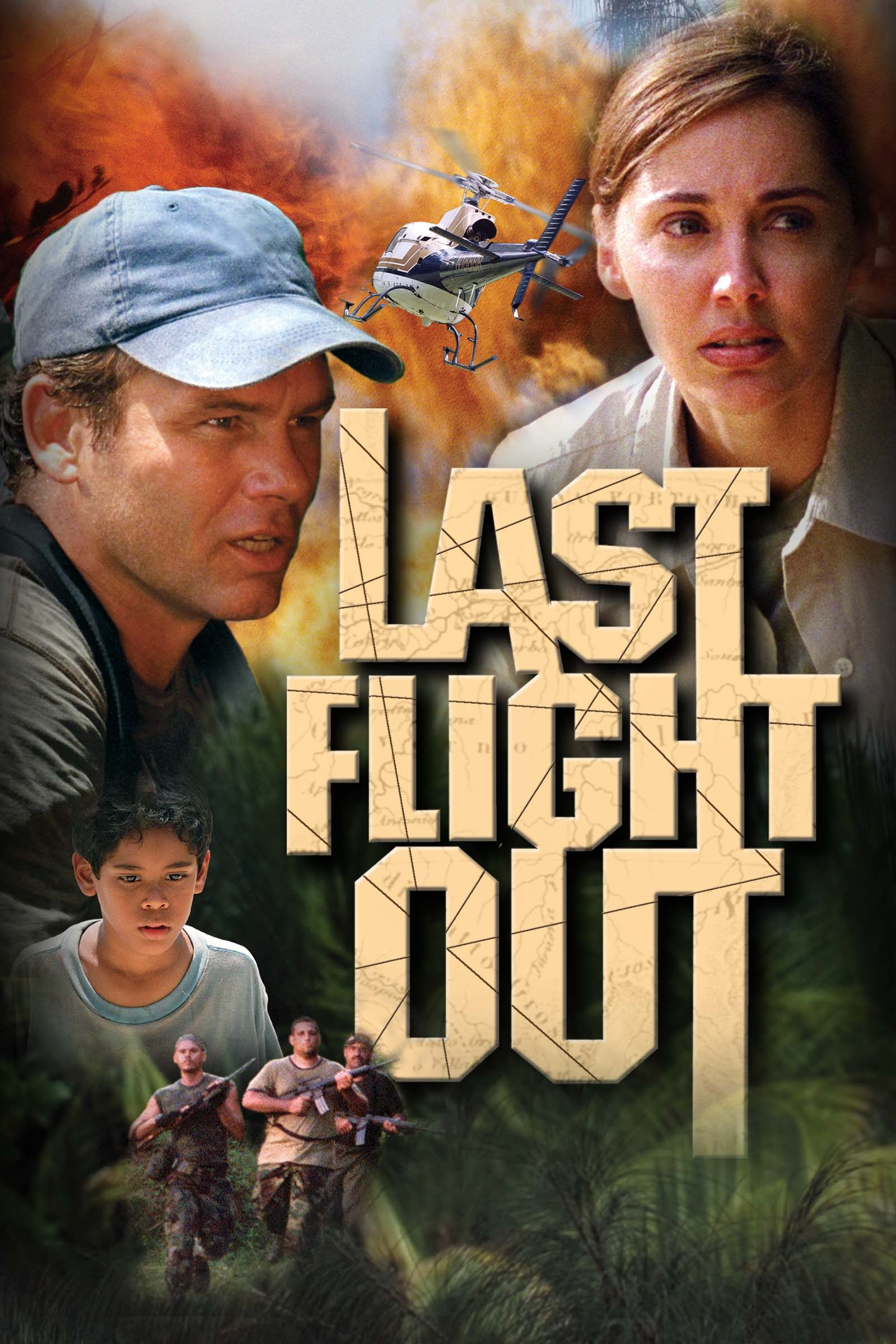 The Last Flight out